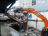 Демонтаж кирпичных зданий стоимость Петербург