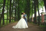 Свадебное платье от счастливой жены