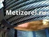 Трос для крана и кран балки ГОСТ 14954-80 двойной свивки типа ЛК-Р конструкции 6х19